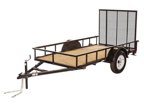 2018 Carry-On Trailers 5X10LGW2K in Kansas City, Kansas