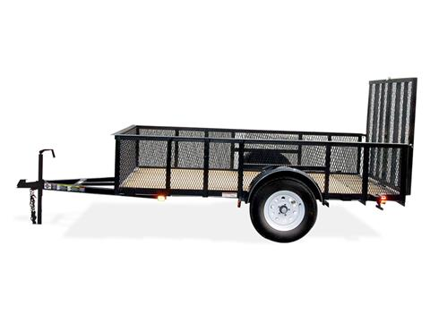 2018 Carry-On Trailers 5X12GWHS in Paso Robles, California