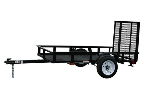 2018 Carry-On Trailers 5X7G in Paso Robles, California