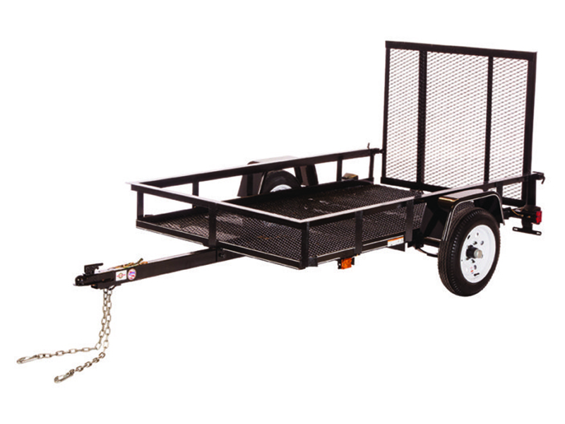 2018 Carry-On Trailers 5X8G in Kansas City, Kansas