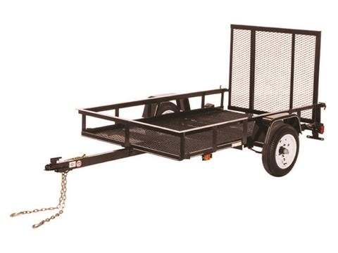 2018 Carry-On Trailers 5X8G in Marietta, Ohio