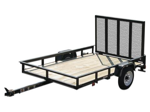 2018 Carry-On Trailers 5X8GW2K in Paso Robles, California