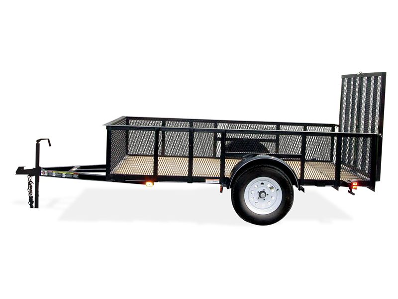 2018 Carry-On Trailers 5X8GWHS in Kansas City, Kansas