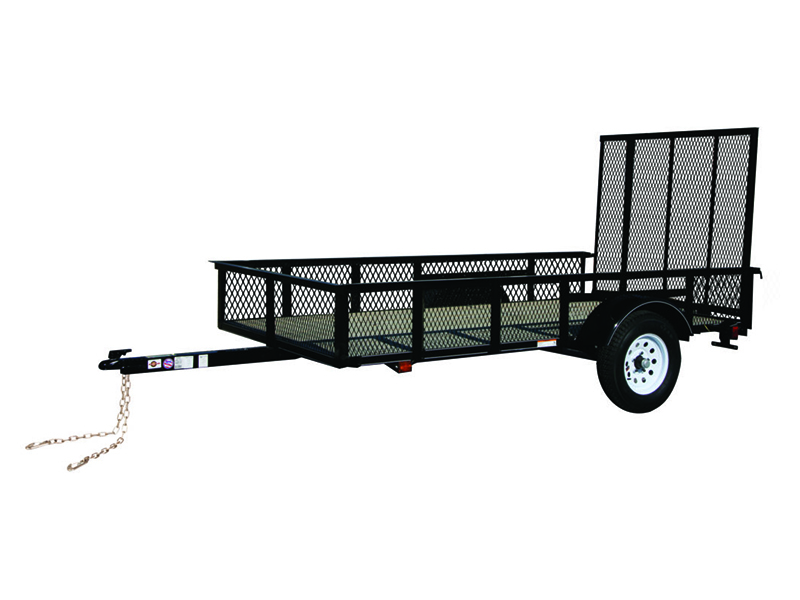 2018 Carry-On Trailers 5X8GWHS2K in Kansas City, Kansas