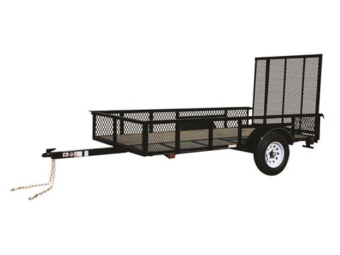 2018 Carry-On Trailers 5X8GWHS2K in Paso Robles, California