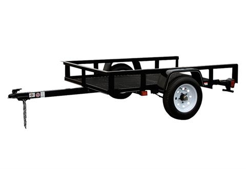 2018 Carry-On Trailers 5X8NG in Saint Johnsbury, Vermont
