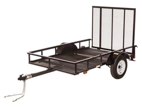 2018 Carry-On Trailers 5X8SP in Paso Robles, California