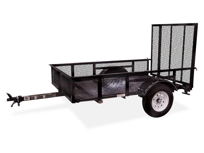 2018 Carry-On Trailers 5X8SPHS in Marietta, Ohio