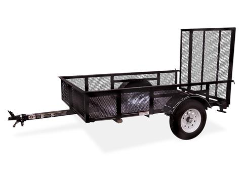 2018 Carry-On Trailers 5X8SPHS in Paso Robles, California