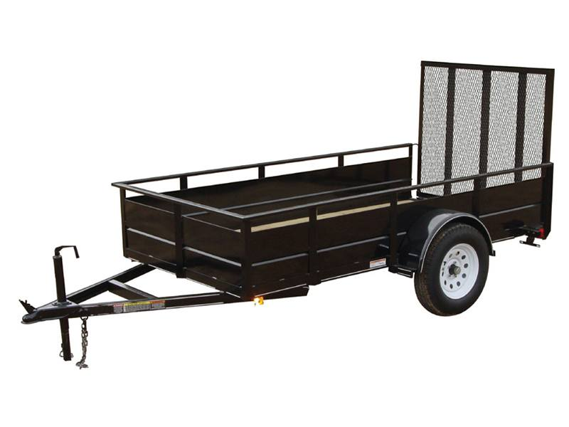 2018 Carry-On Trailers 5X8SSG in Marietta, Ohio