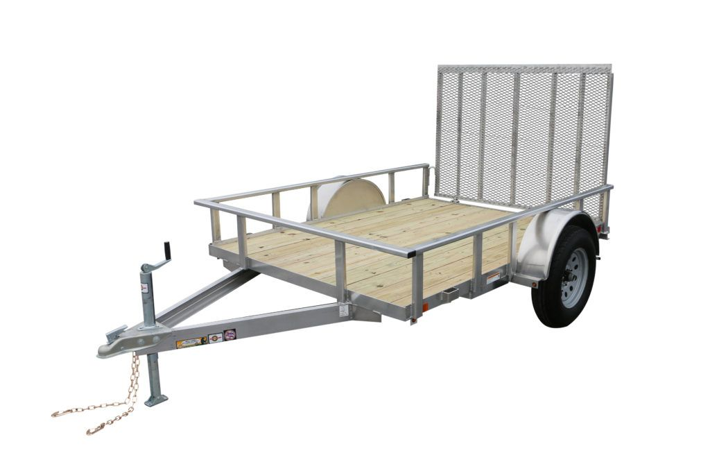 2018 Carry-On Trailers 6X10AGW in Saint Johnsbury, Vermont