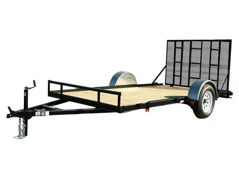 2018 Carry-On Trailers 6X10CHGW in Paso Robles, California