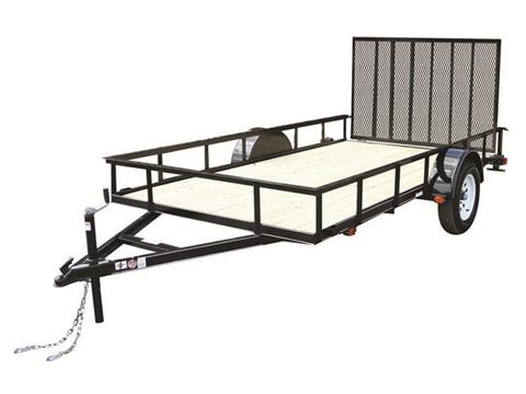 2018 Carry-On Trailers 6X10GW in Paso Robles, California