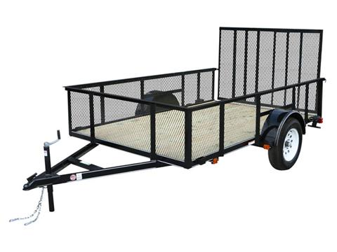 2018 Carry-On Trailers 6X10GWHS in Paso Robles, California