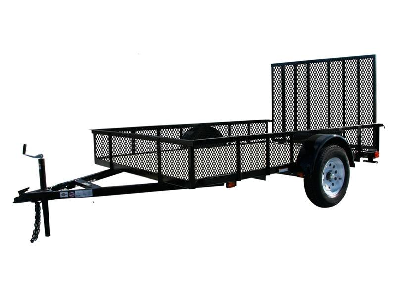2018 Carry-On Trailers 6X10GWHS16 in Merced, California