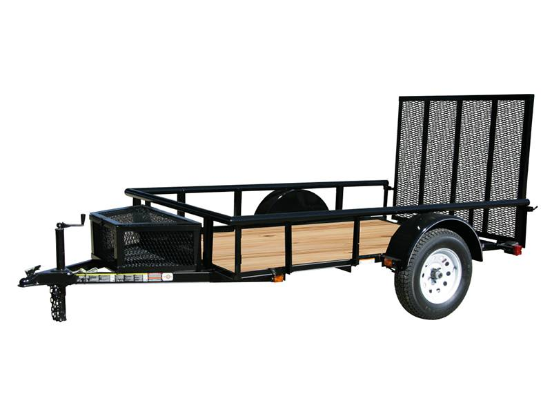 2018 Carry-On Trailers 6X10GWPTLED in Paso Robles, California