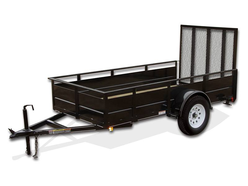2018 Carry-On Trailers 6X10SSG in Saint Johnsbury, Vermont