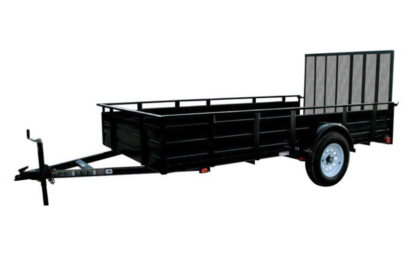 2018 Carry-On Trailers 6X10SSG in Harrisburg, Pennsylvania