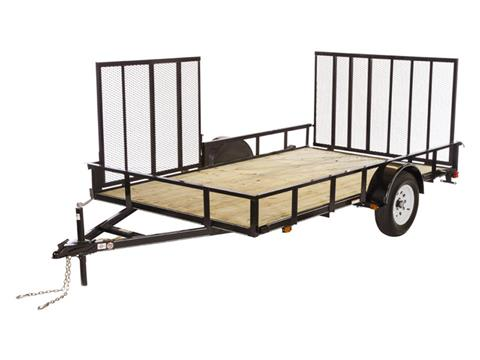 2018 Carry-On Trailers 6X12GWATV in Paso Robles, California