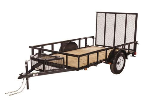 2018 Carry-On Trailers 6X12GWPTLED in Saint Johnsbury, Vermont