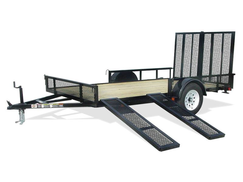 2018 Carry-On Trailers 6X12GWRS in Petersburg, West Virginia