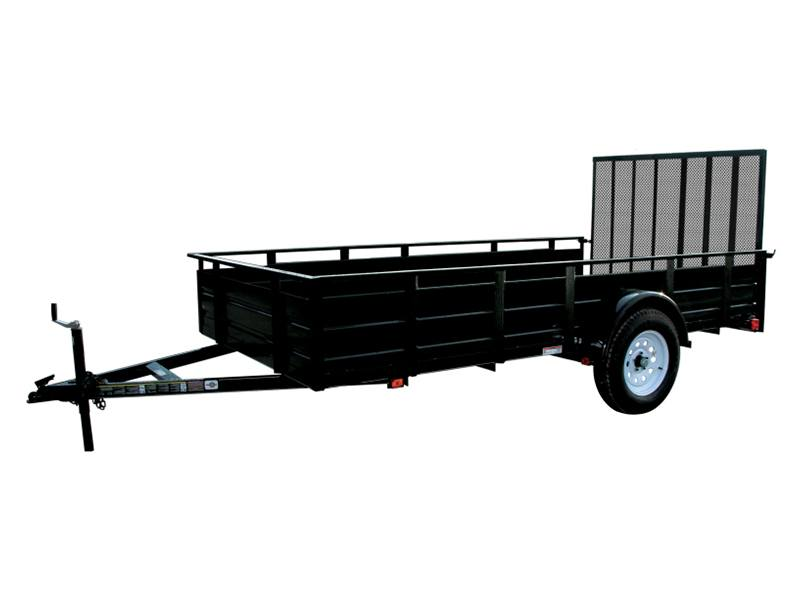 2018 Carry-On Trailers 6X12SSG in Petersburg, West Virginia