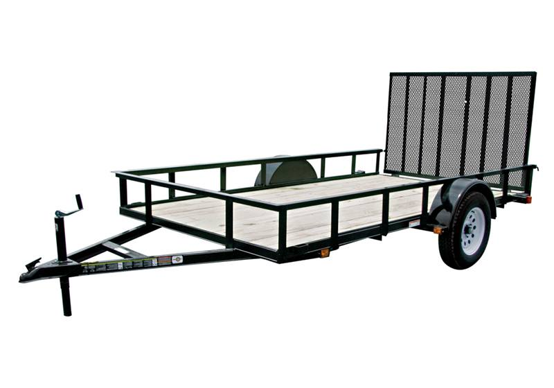 2018 Carry-On Trailers 6X14GW in Romney, West Virginia