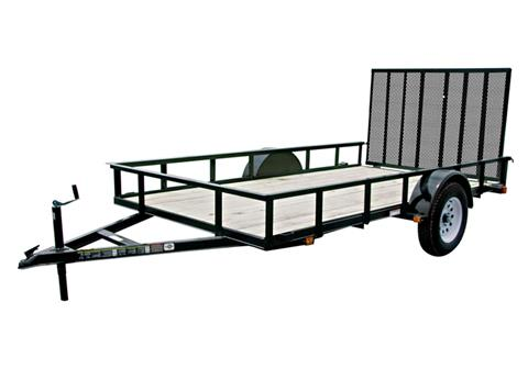 2018 Carry-On Trailers 6X14GW in Petersburg, West Virginia