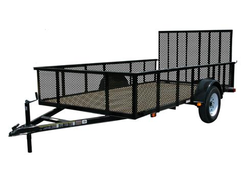 2018 Carry-On Trailers 6X14GWHS in Marietta, Ohio
