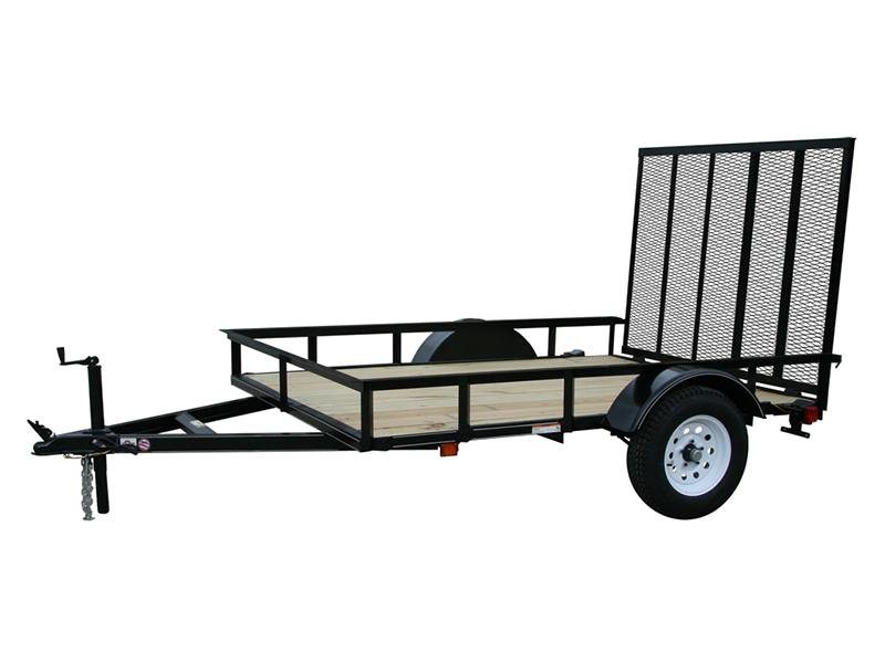 2018 Carry-On Trailers 6X8GW13 in Kansas City, Kansas