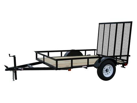 2018 Carry-On Trailers 6X8GW13 in Paso Robles, California