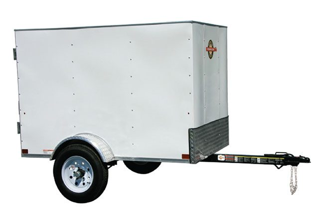 2019 Carry-On Trailers 4X6CG in Saint Johnsbury, Vermont