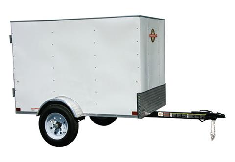 2019 Carry-On Trailers 4X6CG in Harrisburg, Pennsylvania