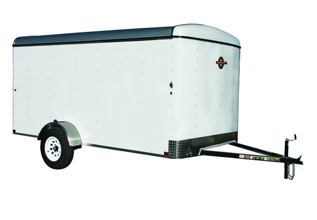2019 Carry-On Trailers 5X10CGREC in Thornville, Ohio