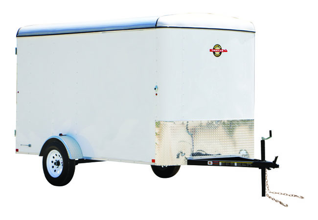 2019 Carry-On Trailers 5X8CGR in Elk Grove, California