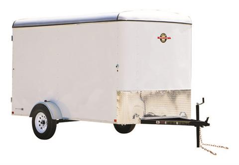 2019 Carry-On Trailers 5X8CGR in Thornville, Ohio