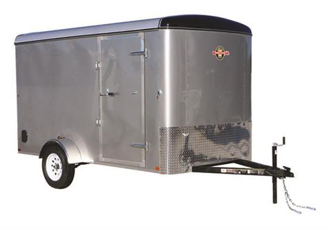 2019 Carry-On Trailers 6X12CGR-Silver in Thornville, Ohio