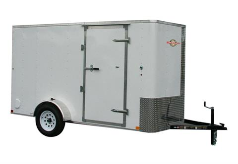 2019 Carry-On Trailers 6X14CGRBN in Brunswick, Georgia