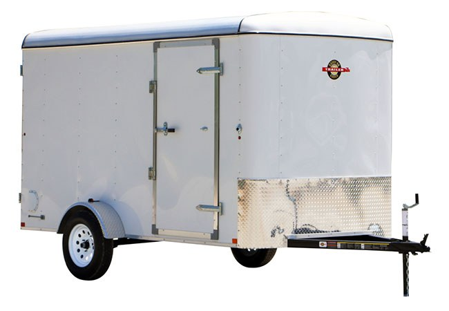 2019 Carry-On Trailers 7X12CGR1AXLE in Harrisburg, Pennsylvania