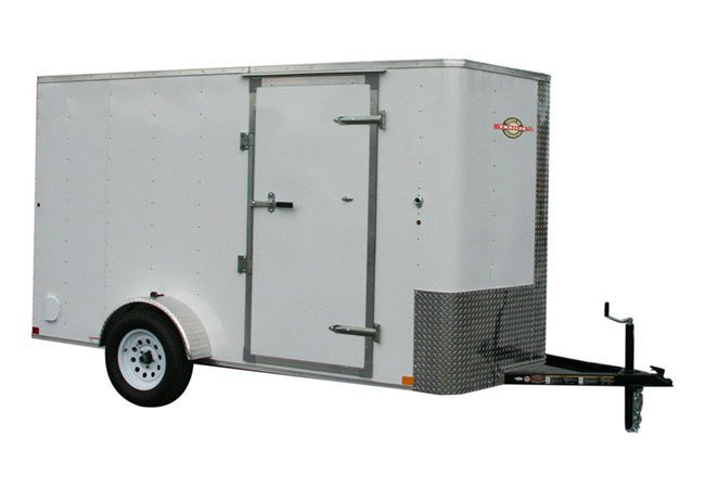 2019 Carry-On Trailers 7X12CGRBN3K in Paso Robles, California