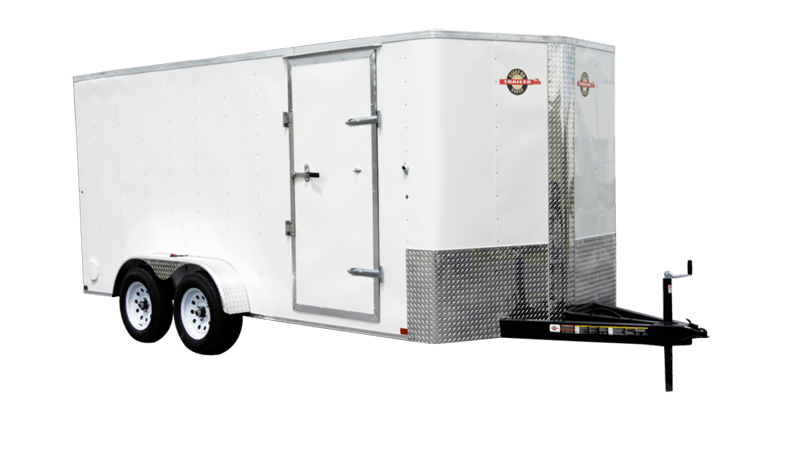 2019 Carry-On Trailers 7X16CGBN in Saint Johnsbury, Vermont