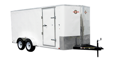 2019 Carry-On Trailers 7X16CGBN in Thornville, Ohio