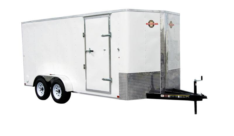 2019 Carry-On Trailers 7X16CGBN in Paso Robles, California