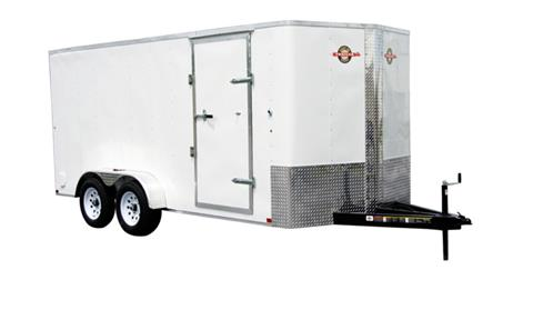 2019 Carry-On Trailers 7X16CGBN in Elk Grove, California