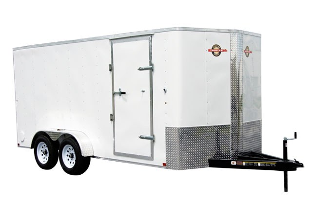 2019 Carry-On Trailers 7X16CGRBN in Harrisburg, Pennsylvania