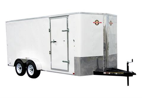 2019 Carry-On Trailers 7X16CGRBN in Kansas City, Kansas