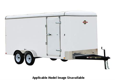 2019 Carry-On Trailers 7X16CGRBNB in Kansas City, Kansas