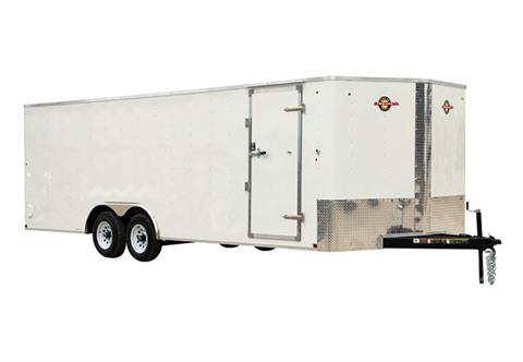 2019 Carry-On Trailers 8.5X18CGRBN10K in Brunswick, Georgia