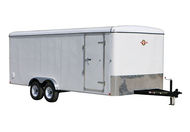 2019 Carry-On Trailers 8X16CGR in Kansas City, Kansas