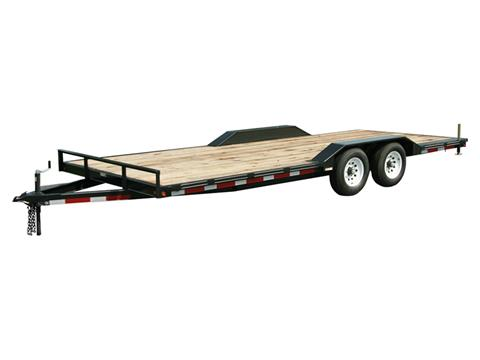 2019 Carry-On Trailers 8.5X20CHFTSR2BRK in Saint Johnsbury, Vermont